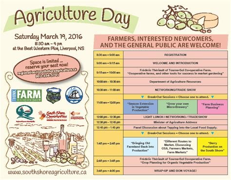 Calendar 60 Cook County County Community Agriculture Day March 19th At