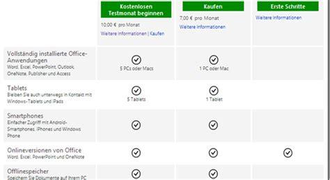 Office 365 Home Vs Personal Office 365 Microsoft Senkt Die Preise F 252 R Das Office Abo