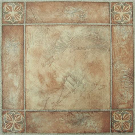 vinyl floor tiles  adhesive peel  stick  bathroom flooring  pc ebay