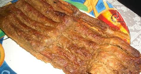 Babi Panggang Bangka Bapang Sau Cu Sau Cu Nyuk 2 1 4 Kg Merk Hauce 1 i my and this is my true makanan bangka