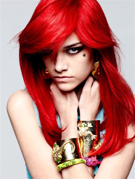 what hot in hair hot hair color ideas for summer 2012 operandi moda