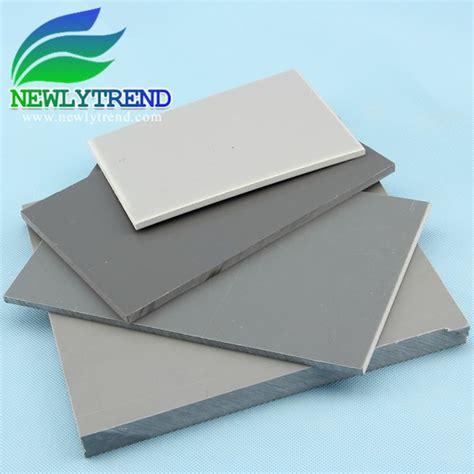 high quality sheets high quality grey pvc sheet