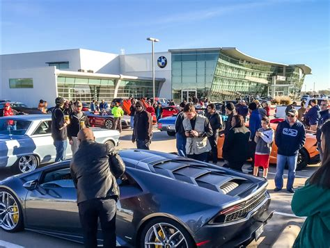 bmw of plano cars and coffee plano magazine