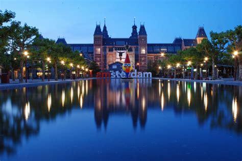 amsterdam museum at night amsterdam on a budget loveholidays blog
