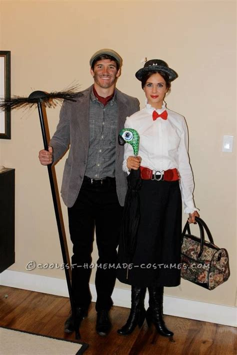 mary poppins costume i saw cool mary poppins and bert couple costume