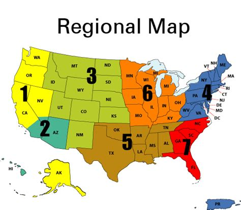 map of the united states broken into regions file shpe regions gif wikipedia