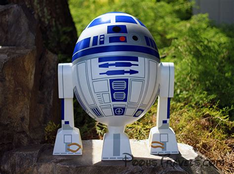 is this r2 d2 easter easter 2011 easter egg hunt at tokyo disneyland