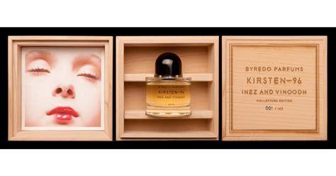 Parfum Inez byredo 1996 inez vinoodh niche parfums