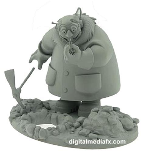 Bcr2pm By Atlantis Digital Inc the maquettes of atlantis the lost empire maquette