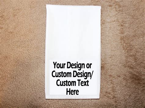 Kitchen Towels Personalized Personalized Kitchen Towel Decorative By
