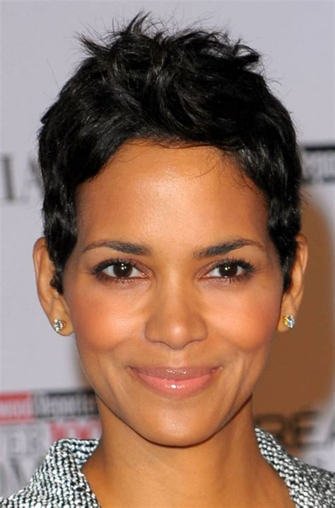 how to cut hair to look like halle berry halle berry 2012 haircut