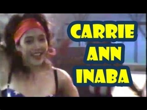 carrie inaba on quot in living color quot