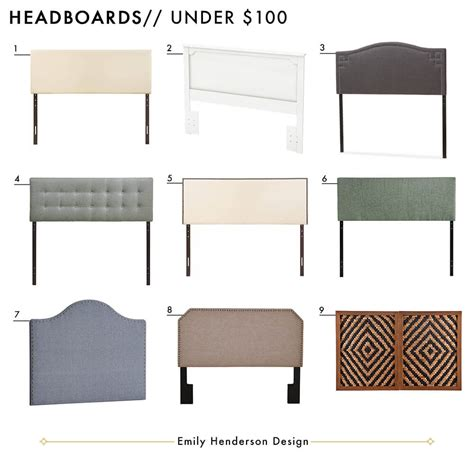 feng shui headboard shape 72 affordable headboards at every price point emily