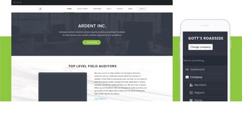 yii2 layout block bilberrry digital agency application design and