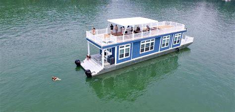 pontoon boat rental lake cumberland lake cumberland houseboats rentals