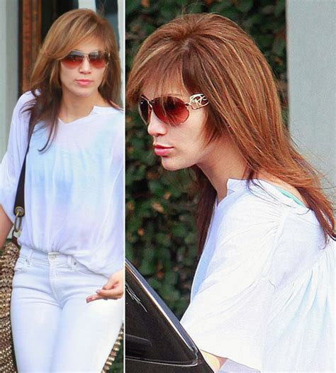 J Lo New Haircut | j lo pictures new haircut hairstylegalleries com