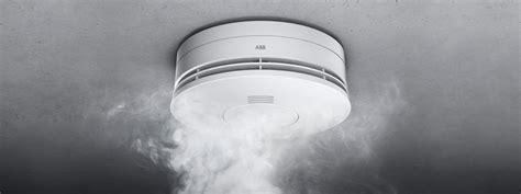 smoke detectors in bedrooms busch smoke alarm detector professionalline busch jaeger de