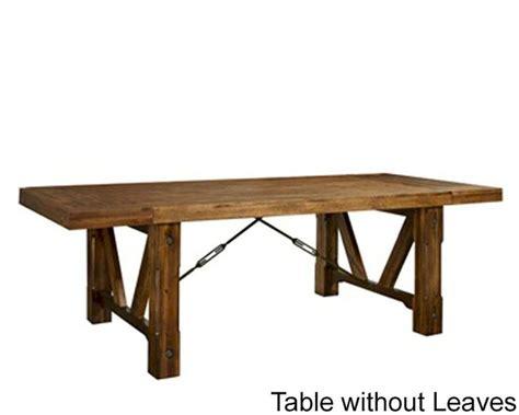 Dining Table Legs Design Fairmont Designs Leg Table Turnbuckle Fa S4100 03