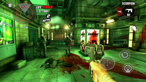 download game android dead trigger mod dead trigger android school of gamez