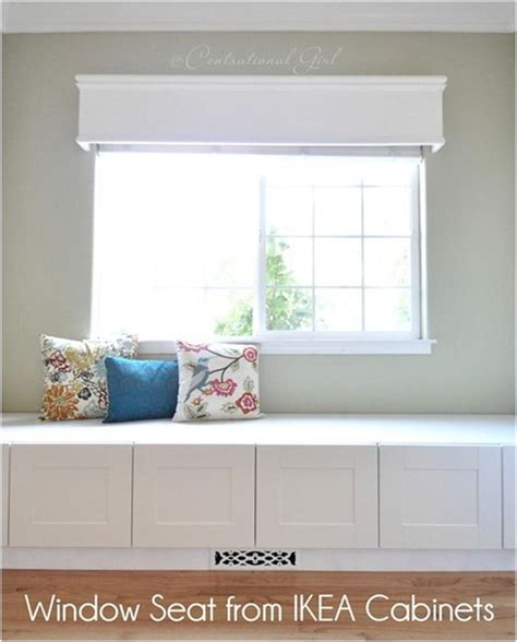 how to build window seat from wall cabinets window seats ikea and ikea cabinets on