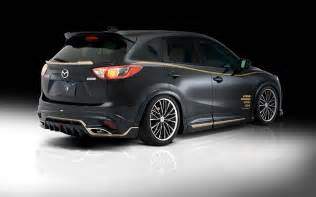 Madza Cx5 Mazda Cx 5 Tuned By Rowen Japan Has Killer Looks And