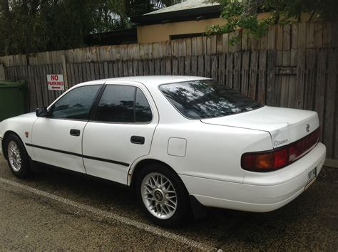 1996 Toyota Camry For Sale 1996 Toyota Camry Vienta Car Sales Qld Coast