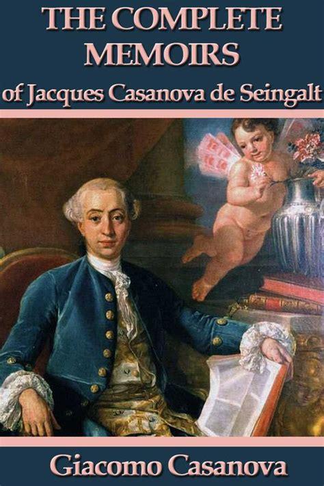 Setelan Casanov 2 In 1 The Memoirs Of Jacques Casanova De Seingalt Ebook By