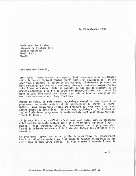 Exemple De Lettre De Motivation Québec Ppt Lettre De Motivation