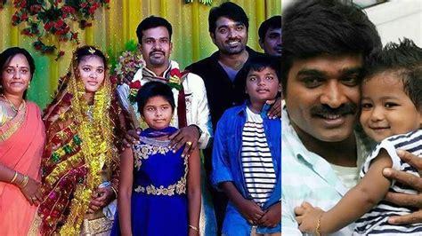 actor vijay and wife photos actor vijay sethupathi family photos vijay sethupathi
