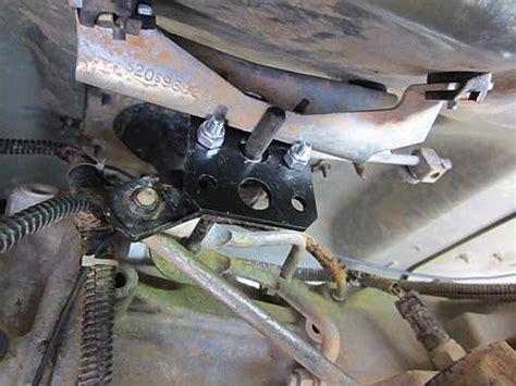 Jeep Yj Lift Install Lift Install Jeep Wrangler