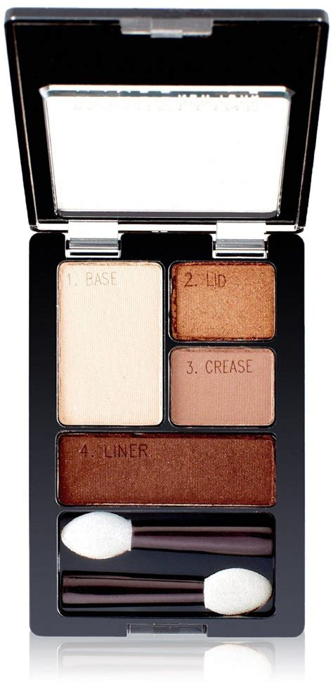 Eyeshadow Quads maybelline expertwear eyeshadow in chai latte reviews photos ingredients makeupalley