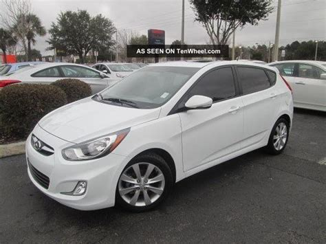 2013 Hyundai Accent Se Hatchback by 2013 Hyundai Accent Se Hatchback 4 Door 1 6l