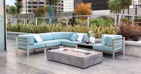 luxury outdoor furniture residential commercial