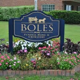 boles funeral home crematory funeral services
