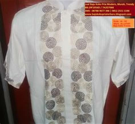 Baju Vintage Cowok katalog baju koko muslim muslim