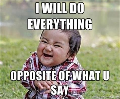 Memes And Everything Funny - funny evil baby meme 20 pics