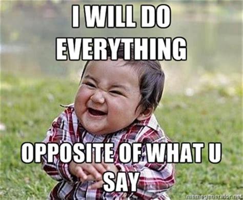 I Want A Baby Meme - funny evil baby meme 20 pics