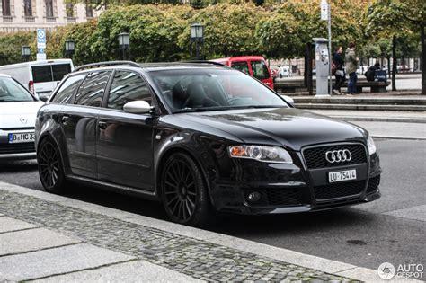 Audi Rs4 B7 by Audi Rs4 Avant B7 23 Oktober 2016 Autogespot