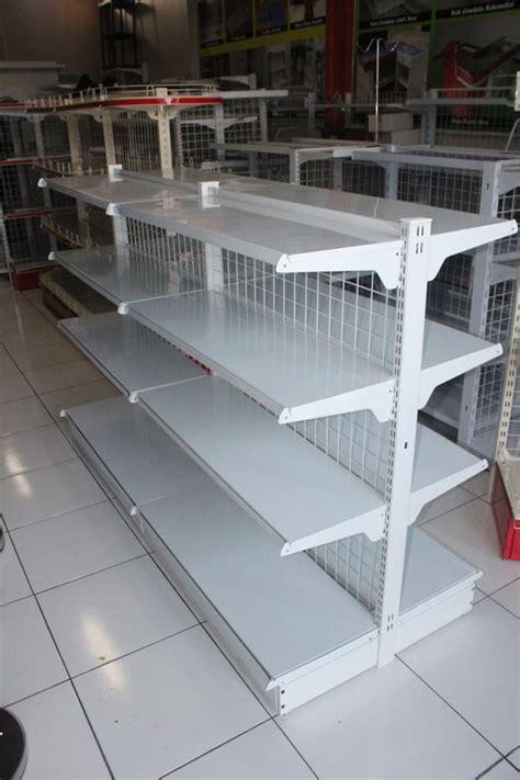 Rak Minimarket Bekas Di Palembang jual rak minimarket standard indomaret tipe rr15