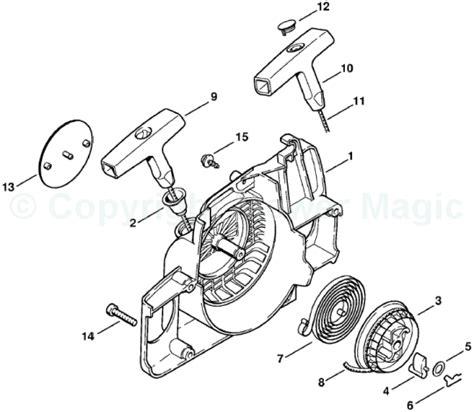 stihl ms290 chainsaw parts diagram stihl ms 310 parts diagram car interior design
