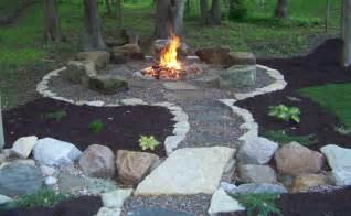 pits greenwood in landscape design installation