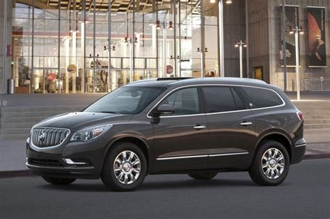 2013 buick enclave new car review autotrader