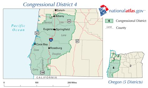 map of oregon 2nd congressional district map of oregon voting districts swimnova