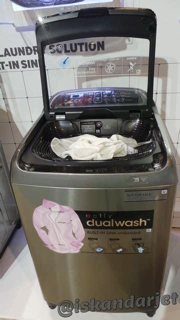 Mesin Cuci 700 Ribuan mesin cuci plus penggilasan solusi inovatif samsung untuk