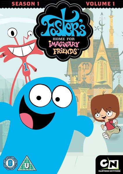 house of imaginary friends fosters home for imaginary friends iwoot