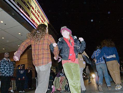 swing your partner do si do santa cruz last night diy street party indybay