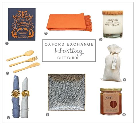 make my monday oxford exchange gift guide hosting