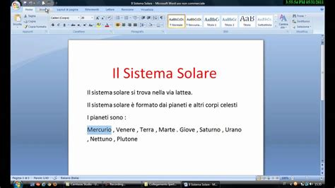 youtube tutorial on microsoft word tutorial microsoft word collegamento ipertestuale youtube