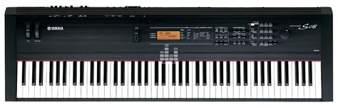 Katalog Keyboard Yamaha yamaha s08 performance synth salt lake backline