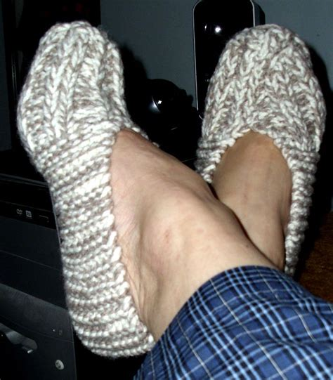 basic knit slipper pattern free autumn knitting patterns to inspire you handylittleme